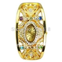 Free Shipping Wholesale Brand New Bohemian Rhinestone Fashion Bracelet Watches for Women Watch Bracelet for Girl, Lady's Clock