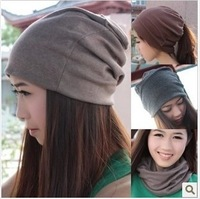 womens hats beanie hat Knitting Wool Hat for Women Caps Lady Beanie Knitted Caps 5 colors Free Shipping