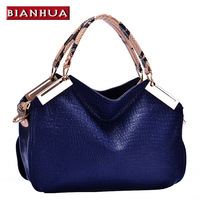 Bags trend 2014 women's handbag fashion crocodile pattern women's handbag shoulder bag messenger bag