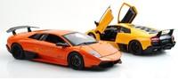 Alloy car model /1:18 model car/ bat LP670-4sv