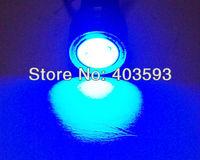 FREE SHIPPING 10PAIR X T10 1X1W 12V LED WHITE Light Bulb Long-lasting