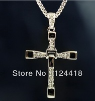 Free shipping The Fast and the Furious 5 Toledo cross necklace selling  Film Around