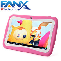 "7"" RK2926 Tablet PC Android 4.0 MID 512M 4G Dual Camera Children Kids Blue Wifi (Dual Camera,DDR 3,Wifi,OTG) Kid tablet"