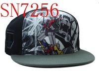 snapbacks hats,high quality and free shipping! nice black grey Transformers snapbacks hat MIX order sell snapbacks SN7256