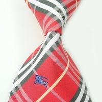 Free shipping Stripe Silk Classic Woven Man Tie Necktie 0033