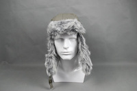 Fashion Brand New Design Winter Unisex Warm Faux Fur Trooper Earflap Russian Ushanka Cossack Winter Ski Hat Cap Free Shipping