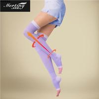 2014 Open-toed socks 420D stovepipe legs socks sleep socks