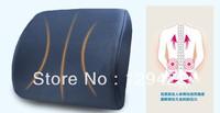 mesh memory cotton memory foam lumbar pillow tournure cushion car waist support cushion High quality car cushion