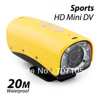 RD 32 HD Camera Lens 720P 30 fps Waterproof Sport Action Camera