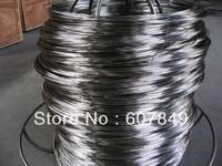 Titanium wire with ASTM B863 GR2 Dia3.0mm*L MOQ: 10kgs