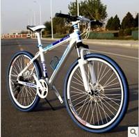 21 26 american aluminum alloy double mountain bike disc brakes spokes wheel mountain bike off-road vehicles