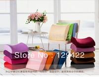 Free shipping mesh memory cotton memory foam lumbar pillow tournure cushion car waist support cushion High quality car cushion