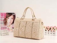 2014 New Special Offer Pocket Zipper Women Handbags Bolsa Princess Lace Fashion Bag Women's Handbag Portable Cross-body 1066