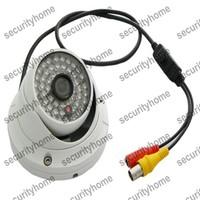 Outdoor Defog SONY 750TVL Effio-V 960H WDR 3.6mm Lens 54IR Night Vision CCTV Dome Cameras OSD