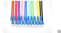 micro usb cable mobile Mini LED Smiling face Light phone cables free shipping