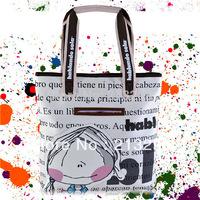 China Lady Soft Shoulder Bags, Fashion Designer casual handbag tote bag girls, best quality neoprene materials, SO-241