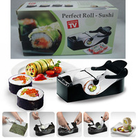 Free shipping! hot sale! Perfect Roll Sushi Maker Roller Machine DIY Easy Kitchen Magic Gadget,as seen on tv,Creative kitchen
