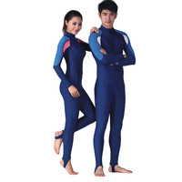 GG045B 3mm Professional Winter Warm Rash Guards UV-Warm Fashion Splice Surfing /Diving /Swimming Suit