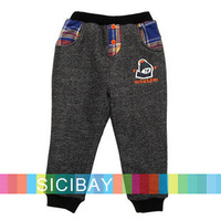 2014 New Boy Casual Sports Trousers Leisure Wear Children Free Shipping K4355