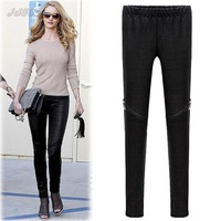 Black Clothing For Women Tights For Girls Cotton Pants Jeggings Cotton For Women Designer Tights  Free Shipping