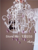 contemporary Crystal lighting 3-light Chandelier Bedroom  crystal chandelier free shipping