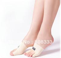 elastic toes correctors thumb hallux valgus bunion corrective strecher foot toe correction Straightener protectors free ship