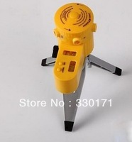 5PCS/LOT Free Shipping   New Arrival Free Shipping Plastic Multifunction LV06 Laser Level Leveler Tool With Tripod Useful