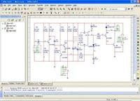 NI Multisim 13 electronic circuit simulation