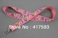 LOGO customized polyester cheap promotion business neck lanyard strap,badge holder lanyard ID personlized neck strap 1000pcs/lot