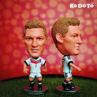 KODOTO 7# SCHWEINSTEIGER (DEU) 2014 World Cup Soccer Doll