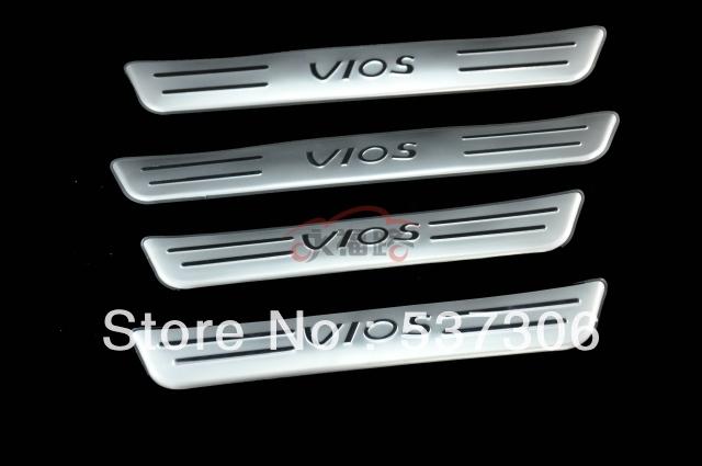 Автомобильные держатели и подставки ANBONN ! 2003 2007 TOYOTA Vios refires, 4 /, + глушитель stainless steel toyota vios