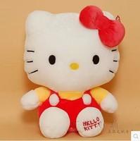 cute hello kitty plush hello kitty birthday present soft toy kids toy girlfriend's gift one piece free shipping