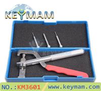High Quality Locksmith Tools for Auto fold key dowel destuffing plier,CAR DOOR OPENER