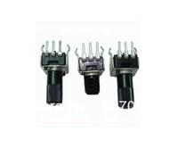 Good quality RV09-type vertical adjustable potentiometer / variable resistor 1K 2K 5k 10K 20K 50K 100K 200k free shipping