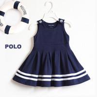 2014 new brand children girls fashion dress children girls dresses children cloth 100% cotton baby girls clothing 5pieces/lot