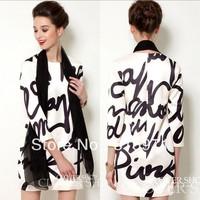 New design women print chiffon dresses fashion lady A-line dresses women clothing wholesale 6153