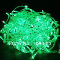 Free Shipping! Beautiful Green Available 20M 200-LED String Christmas Lights Fairy xmas tree outdoor Party Lights, Waterproof