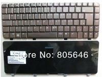For HP DV4 1000 1200 1103TX 1104TX  Coppery  BR Laptop Keyboard new original