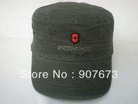 Free shipping New Military Flat Hat Cap Classic Men/Women Flat Adjustable V1GD