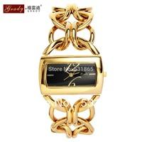 Gold woman watch quartz watches women fashion luxury watch