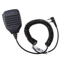 Free shipping Guaranteed 100% Heavy DUTY SPEAKER MIC KMC-21 For BAOFENG UV-5R 666S 777S 888S PUXING Radio
