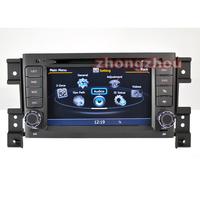 Free Shipping A8 Dual Core Suzuki Grand Vitara GPS DVD Audio Player 1GB CPU 512M DDR V-20 3-ZONE RDS 3G WIFI Suzuki Grand Vitara