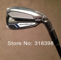2014 SpeedBlade Golf Irons With Ture Temper Dynamic Gold R300 Shaft Regular Flex Golf Speed Blade Clubs #456789PAS