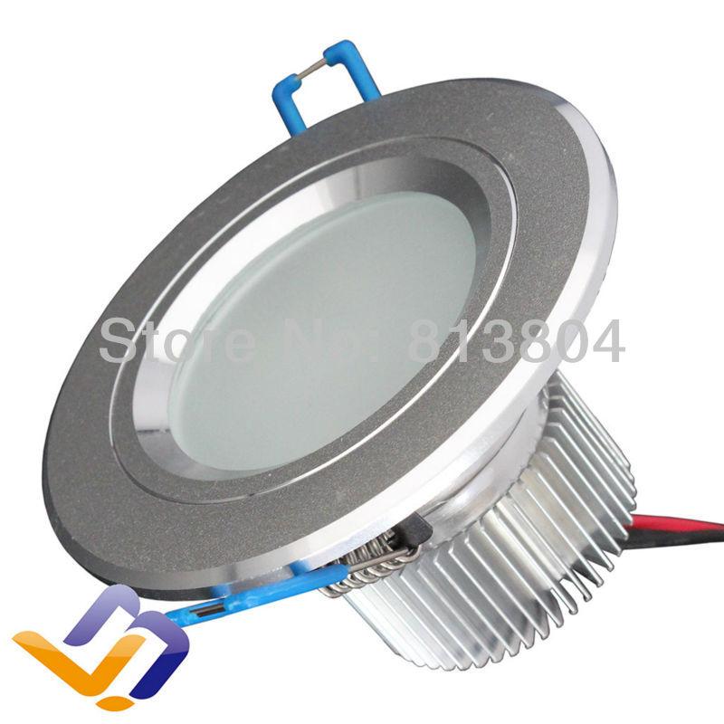 3W High Power LED Flood Spot Light Downlight Down Lamp 100-240V 110V 220V Cool White Warm White(China (Mainland))