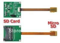 KZ-B19 ( SD/SDHC/SDXC  to  MicroSD FPC Extender )