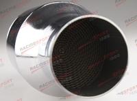 "Universal 200 Cell High Flow Metallic-Core Race Catalytic Converter 2.5"""