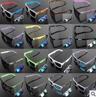 2013 New Free shipping Sunglasses Cycling Sports Sun glasses Eyeglasses 16 colors can choose wholesale promotion
