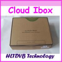 Satellite TV Receiver Cloud ibox 2 hd original dvb-s2 cloud iox IPTV+Youtube streaming channel Cloud IBOX FEDEX free shipping