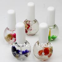 5pcs 15ml Scent Nail Art Cuticle Oil Revitalizer Systems Nourishment Oil Treatment NA980B
