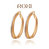Ladies Fashion Dinner Ornaments,Fashionable Hoop Earringe For Women Jewelry Best Gift